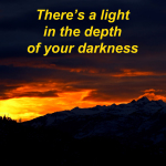 Light in the depth of your darkness thumbnail